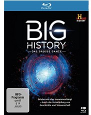 Big History - Das grosse Ganze Blu-ray Cover