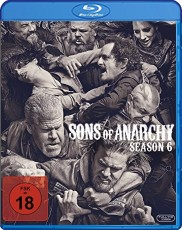 Sons of Anarchy - Staffel 6 Blu-ray Cover