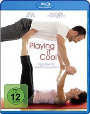Playing it Cool Blu-ray Cover
