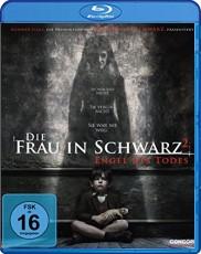 Die Frau in Schwarz 2 - Engel des Todes Blu-ray Cover