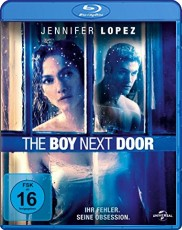 The Boy Next Door Blu-ray Cover