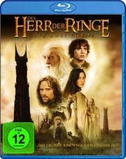 Der Herr der Ringe: Die zwei Türme Blu-ray Cover
