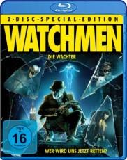 Watchmen: Die Wächter (2 Disc Special Edition) Blu-ray Cover