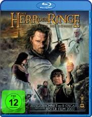 Der Herr der Ringe: Die Rückkehr des Königs Blu-ray Cover