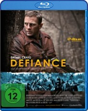 Unbeugsam: Defiance Blu-ray Cover