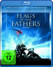 Flags of our Fathers Blu-ray Cover