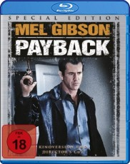 Payback: Zahltag Blu-ray Cover