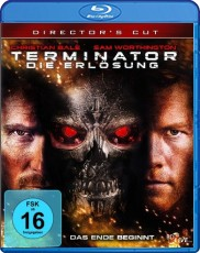 Terminator 4: Die Erlösung - Directors Cut Blu-ray Cover