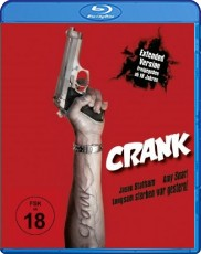 Crank: Extended Edition (Neuauflage) Blu-ray Cover