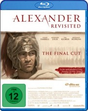 Alexander Revisited - The Final Cut Blu-ray Cover