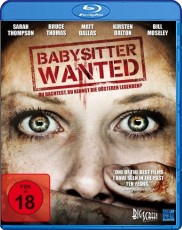 Babysitter Wanted Blu-ray Cover