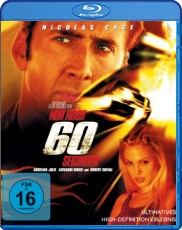 Nur noch 60 Sekunden Blu-ray Cover