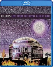 The Killers: Live at the Royal Albert Hall Blu-ray Cover