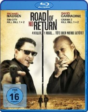 Road Of No Return Blu-ray Cover