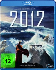 2012 Blu-ray Cover