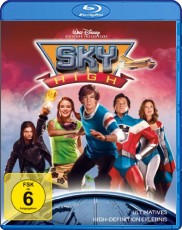 Sky High: Jetzt hebt die Schule ab Blu-ray Cover