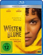 Wüstenblume Blu-ray Cover