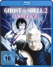 Ghost in the Shell 2: Innocence Blu-ray Cover