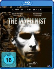 The Machinist (Neuauflage) Blu-ray Cover