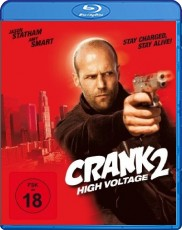 Crank 2: High Voltage (Neuauflage) Blu-ray Cover