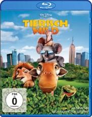 Tierisch Wild Blu-ray Cover