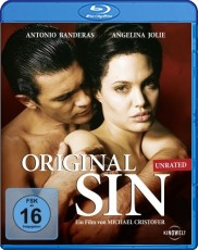 Original Sin Blu-ray Cover