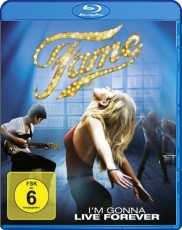 Fame (2009) Blu-ray Cover