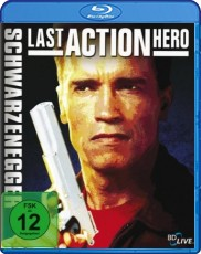 Last Action Hero Blu-ray Cover