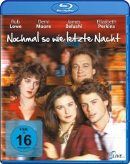 Nochmal so wie letzte Nacht Blu-ray Cover