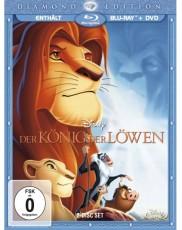 Der König der Löwen: Diamond Edition (inkl. DVD) Blu-ray Cover