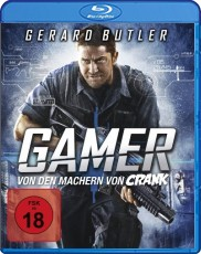 Gamer Blu-ray Cover