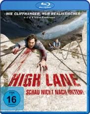 High Lane Blu-ray Cover