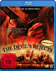 The Devils Rejects: Directors Cut  (Single-Disc Edition) Blu-ray Cover