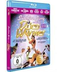 Sunshine Barry und die Discowürmer Blu-ray Cover