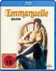 Emmanuelle (1974) Blu-ray Cover