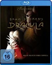 Bram Stokers Dracula Blu-ray Cover