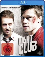 Fight Club: Remastered Edition Blu-ray Cover