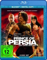 Prince of Persia: Der Sand der Zeit (inkl. Digital Copy) Blu-ray Cover