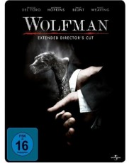 Wolfman Extended Directors Cut (Steelbook) Blu-ray Cover