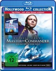 Master & Commander: Bis ans Ende der Welt Blu-ray Cover