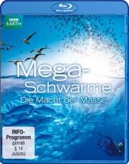 Megaschwärme: Die Macht der Masse Blu-ray Cover