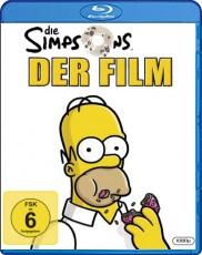 Die Simpsons: Der Film Blu-ray Cover