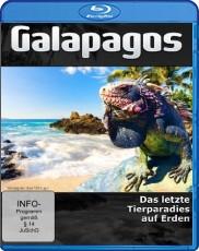 Galapagos: Das letzte Tierparadies auf Erden Blu-ray Cover