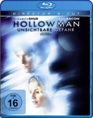 Hollow Man: Unsichtbare Gefahr - Directors Cut Blu-ray Cover