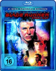Blade Runner: Final Cut (2 Disc Special Edition) Blu-ray Cover
