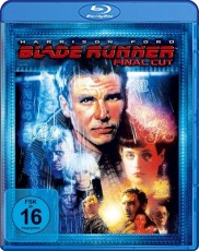 Blade Runner: Final Cut (Single-Disc Edition) Blu-ray Cover