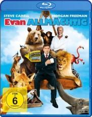 Evan Allmächtig Blu-ray Cover