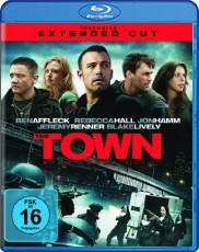 The Town: Stadt ohne Gnade Blu-ray Cover