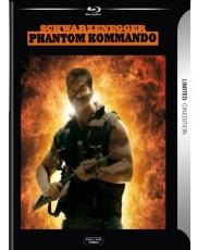 Phantom Kommando: Limited Cinedition Blu-ray Cover