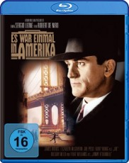 Es war einmal in Amerika Blu-ray Cover
